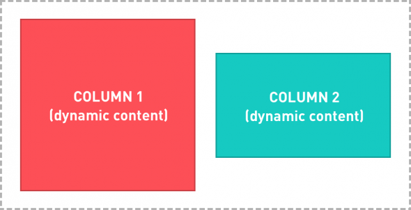 How to Vertically Middle-Align Floated Elements with Flexbox