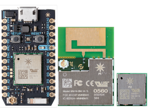 Particle IoT