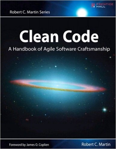 Clean Code Book Cover