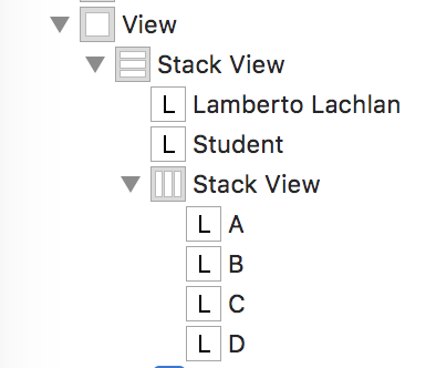 A UIStackView Hack for Stacking Child Views Compactly