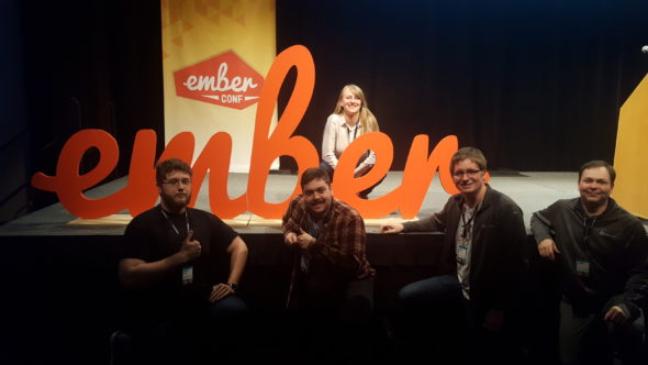 Cell Zero goes to Ember Conf 2017
