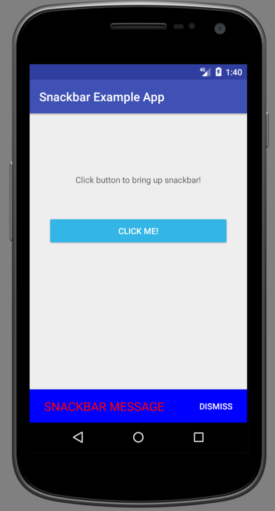 Android Snackbar Tutorial: Setup, Action Handling, and UI