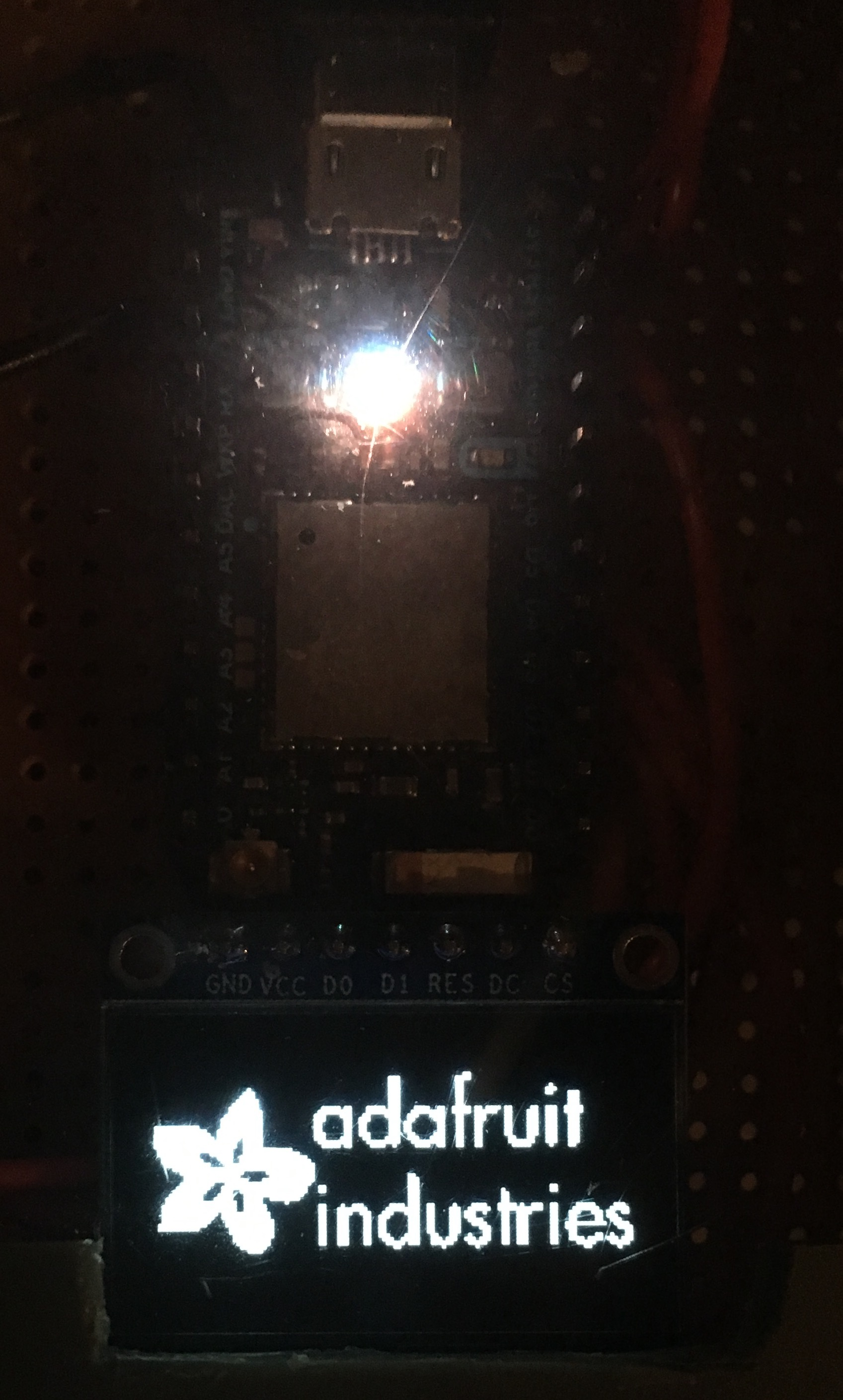 How to Add an OLED Display to Your Particle Device
