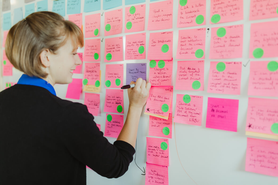 Planning out a software project budget