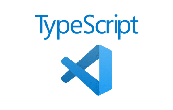 The logo for the programming language, Typescript.