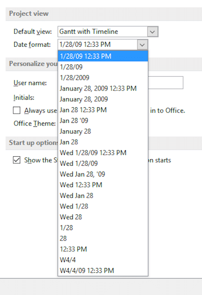 Will someone please remind me why I'm editing GUI options to change the CSV export format? Image credit : me.