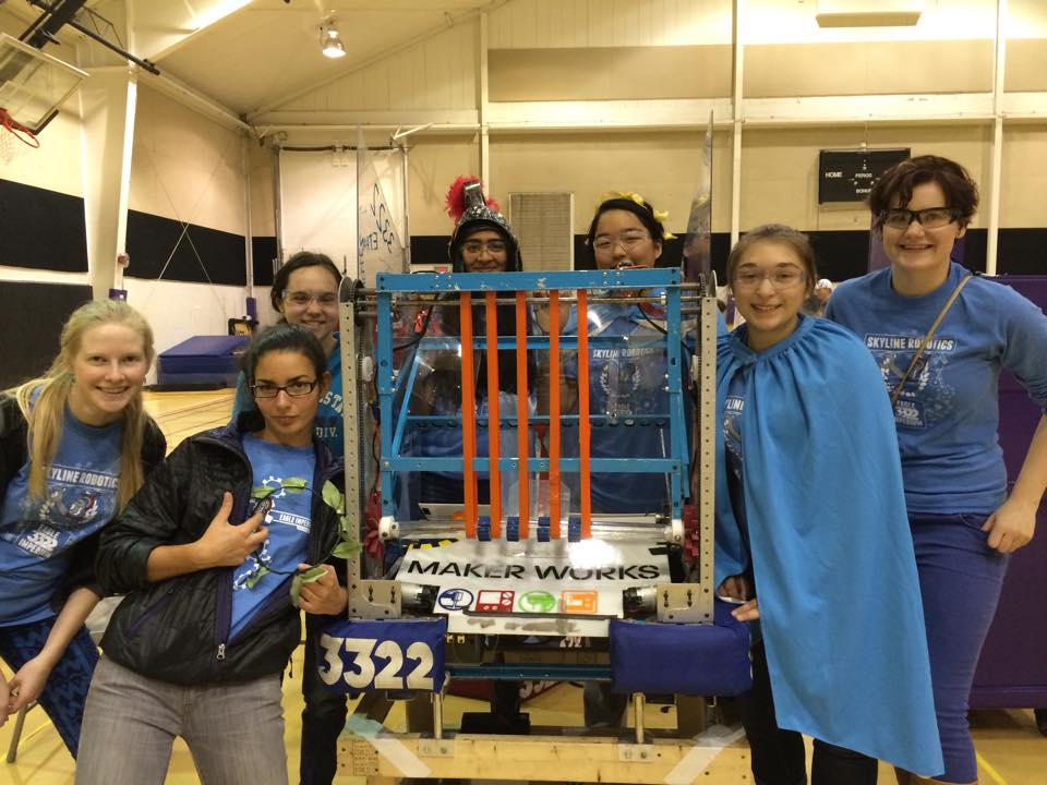 The first robotics club