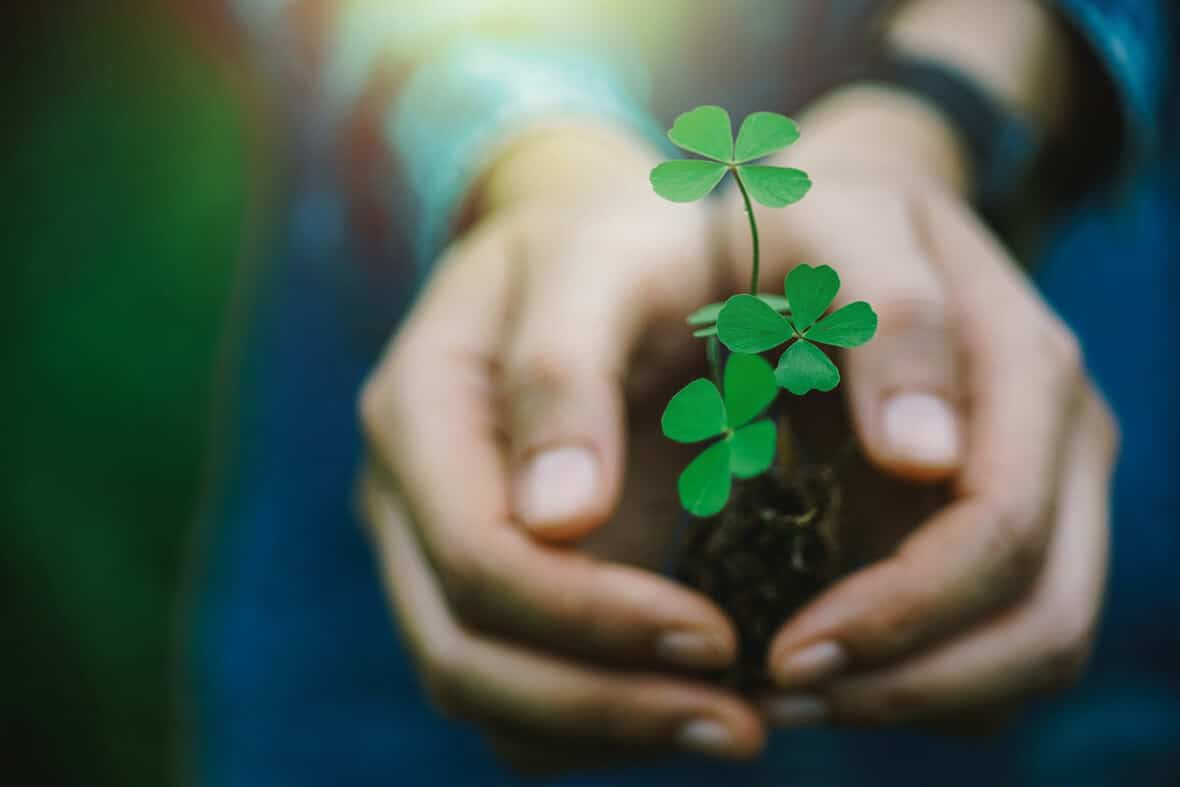 The Scientific Approach to Becoming Your Own Good Luck Charm