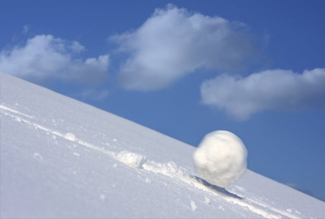 I believe my Workflow usage will be like a snowball rolling downhill.