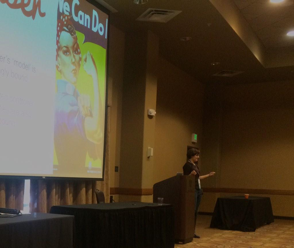 speaking at codemash
