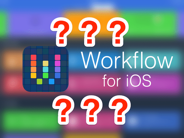 Workflow is both powerful and frustrating.